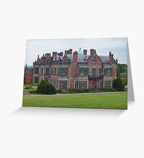 Ingestre Hall, Staffordshire, UK Greeting Card