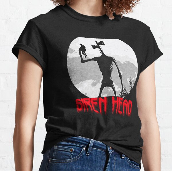 Siren Head Classic T-Shirt