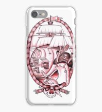 Captain Blackshell iPhone Case/Skin