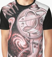 The Basstronaut Graphic T-Shirt