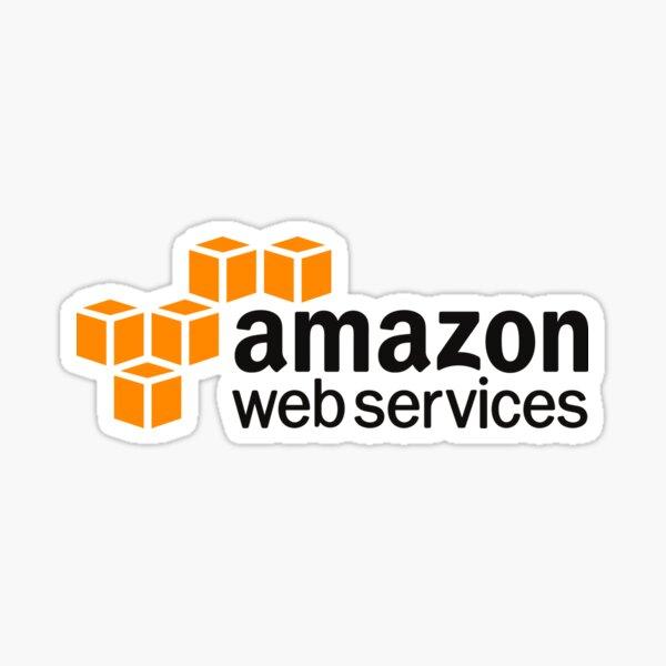 Amazon Web Services AWS Sticker