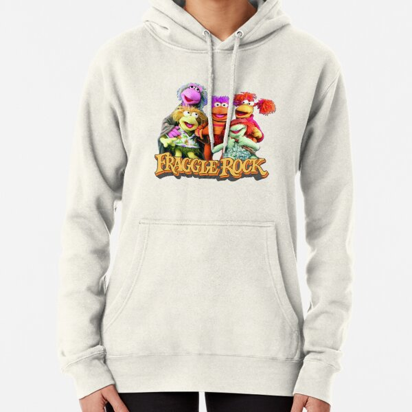 Fraggles! Pullover Hoodie