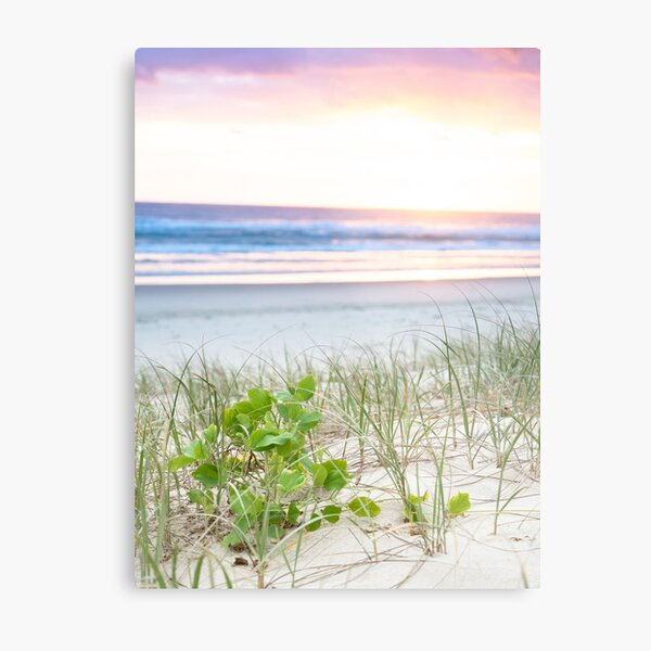 Enchanted Sunrise Metal Print