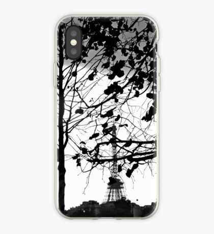 muslin light through clotted lace iPhone Case