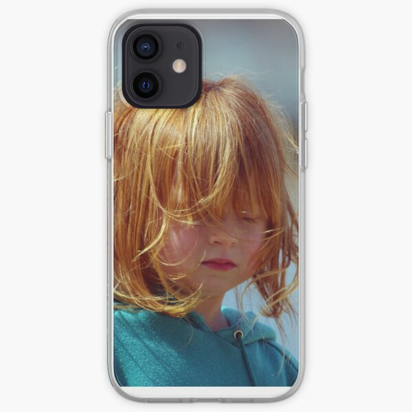 A little girl called Red iPhone Soft Case