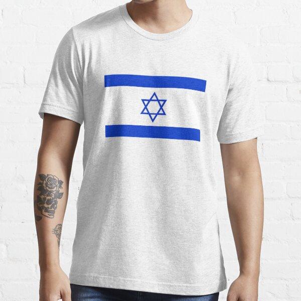 Flag of Israel Essential T-Shirt