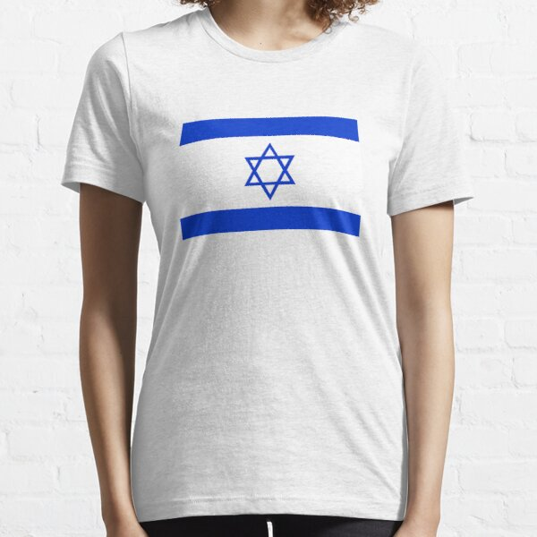 Flag of Israel Essential T-Shirt
