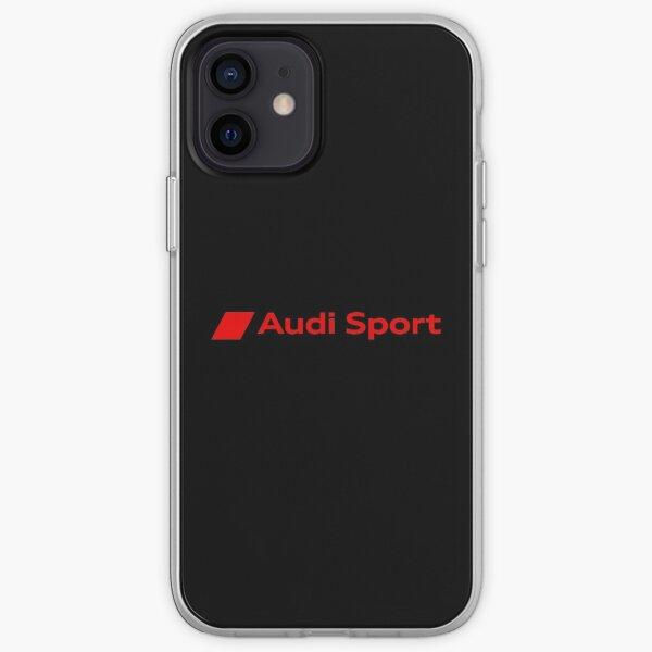 Audi sport automoción Funda blanda para iPhone