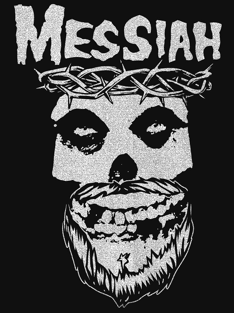 Messiah by pugsandskulls