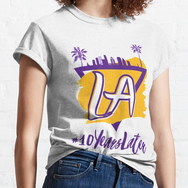 LA 10 Years Later Classic T-Shirt