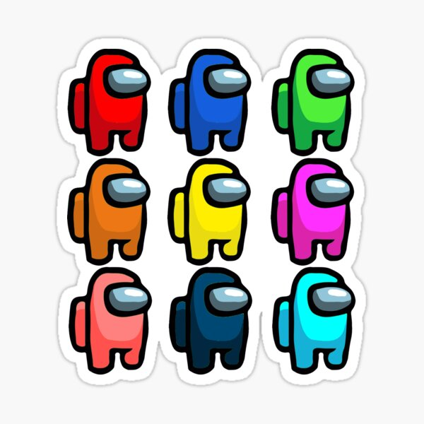 Among Us Rainbow Gifts Merchandise Redbubble