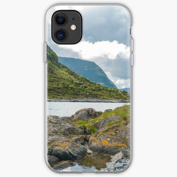 Norwegian landscape iPhone Soft Case