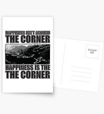 Happy Corner Postcards