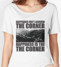 Happy Corner Relaxed Fit T-Shirt