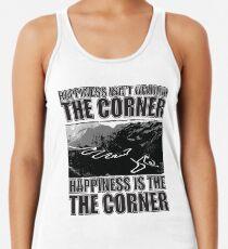 Happy Corner Racerback Tank Top