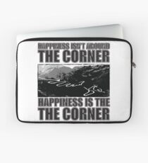 Happy Corner Laptop Sleeve