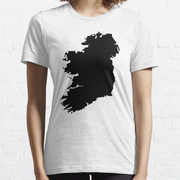Map of Ireland Essential T-Shirt