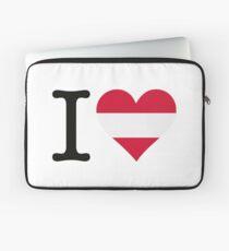 I love Austria Laptop Sleeve