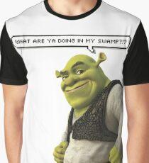 Shrek  Graphic T-Shirt