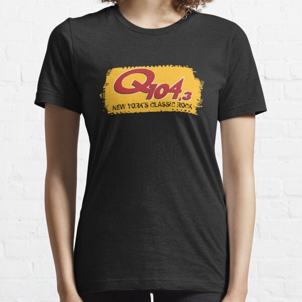 BEST SELLER Q104.3 - New York`s Classic Rock Merchandise Essential T-Shirt