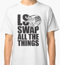 LS All The Things Classic T-Shirt