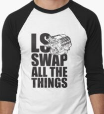 LS All The Things Baseball ¾ Sleeve T-Shirt