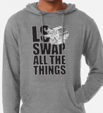 LS All The Things Lightweight Hoodie