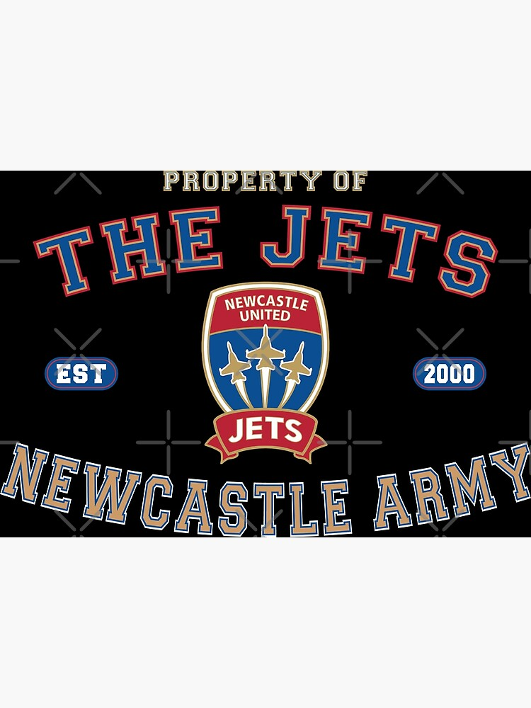 The Jets - Newcastle Army by kinkpen