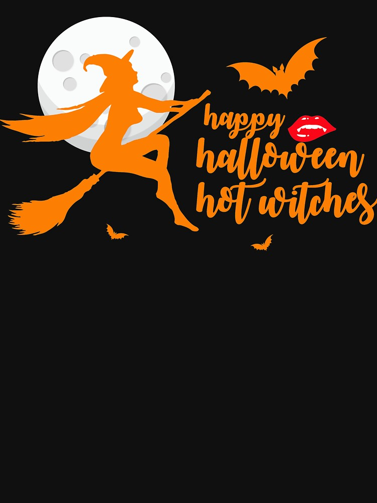 Celebrate Halloween with hot witches by abhinavt777