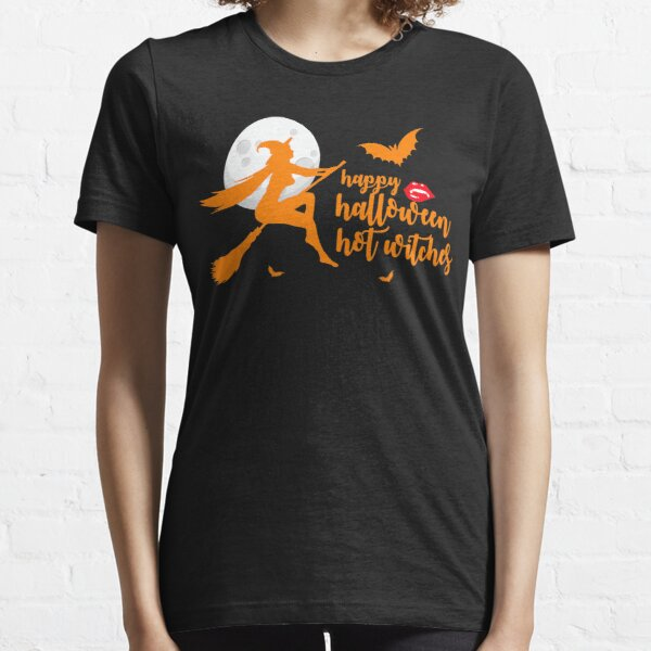 Celebrate Halloween with hot witches Essential T-Shirt