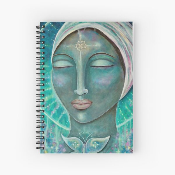Our Lady of Inner Guidance Spiral Notebook