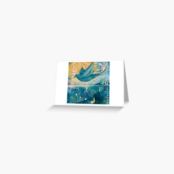 Ocean Blessings Greeting Card