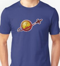 Serenity Logo (Lego Classic Space Homage) T-Shirt