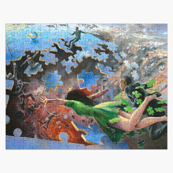 In Pieces Jigsaw Puzzle