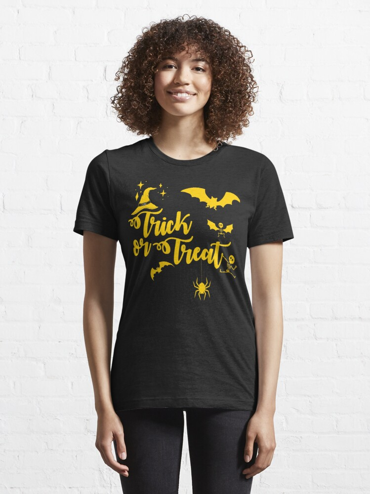 Alternate view of One last house Trick or Treat Essential T-Shirt