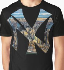 New York Black edition Graphic T-Shirt
