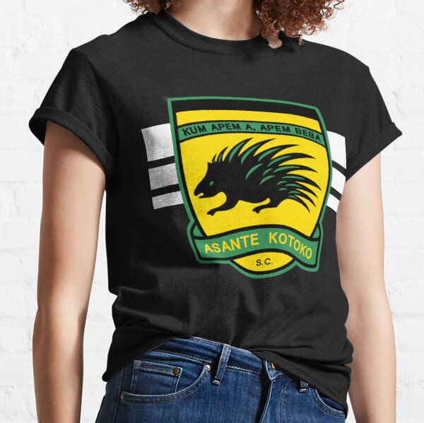 Till the end of my life, Ghana, Asante Kotoko  Classic T-Shirt
