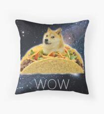 Doge Tacos Wow Dekokissen