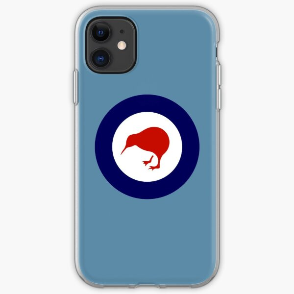 Royal New Zealand Air Force - Roundel iPhone Soft Case