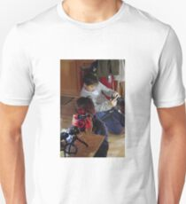 Playing The Photo Game T-Shirt