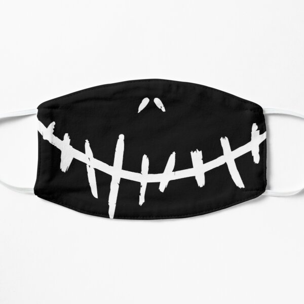 Stitched Smile  Small Mask