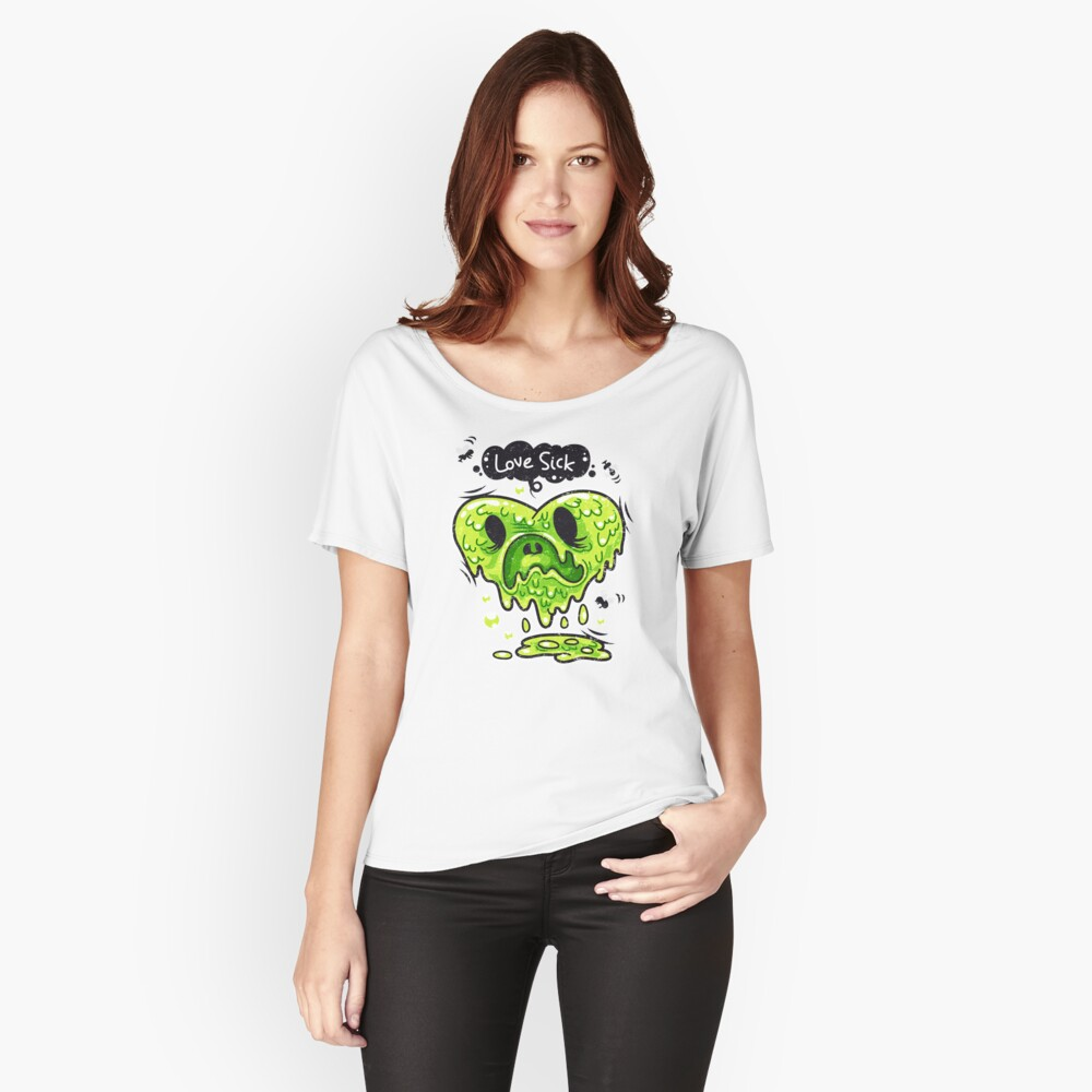 Love Sick Relaxed Fit T-Shirt