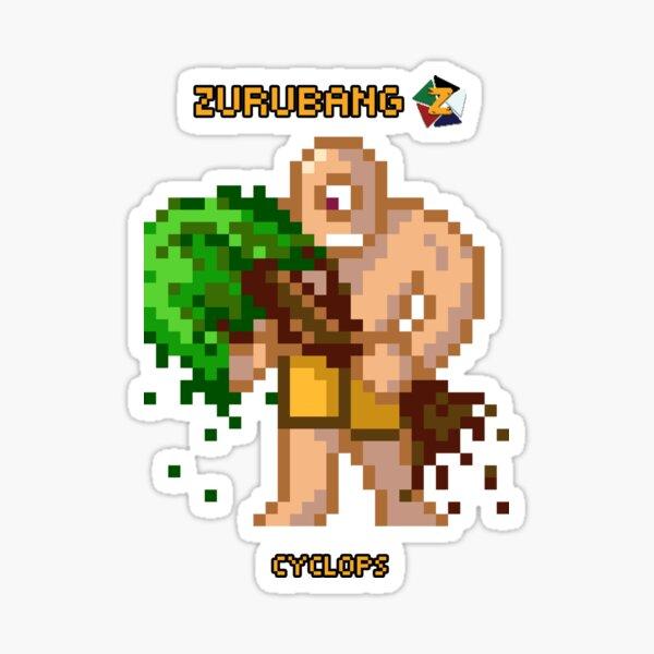 Cyclops - Zurubang Sticker