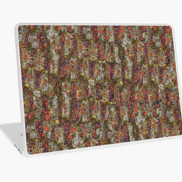 7 leaf terracotta Laptop Skin