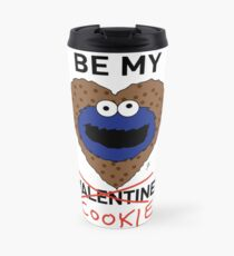 COOKIE MONSTER VALENTINE'S CARD 2 Travel Mug