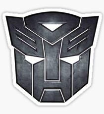 Transformers Autobots Sticker