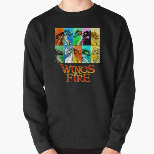 Legends Fathom Darkstalker Clearsight dragons fans Pullover Sweatshirt