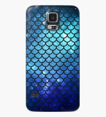 Meerjungfrau Schwanz Hülle & Skin für Samsung Galaxy