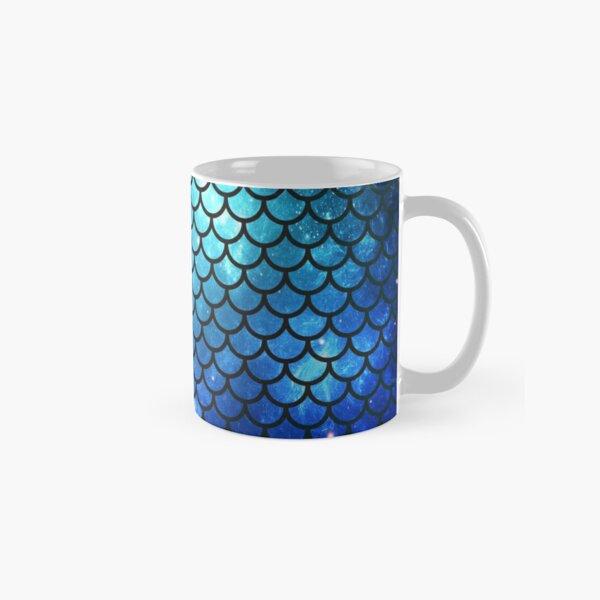 Mermaid Tail Classic Mug