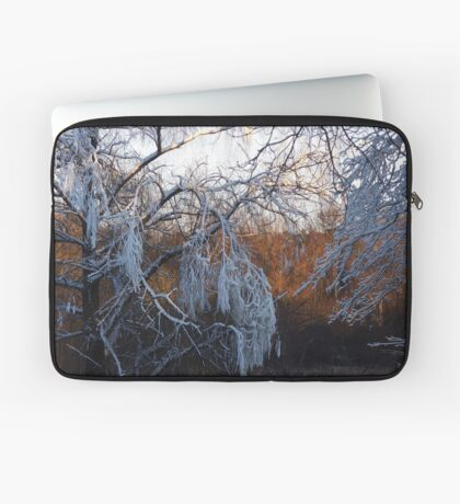 January riverside Laptop Sleeve